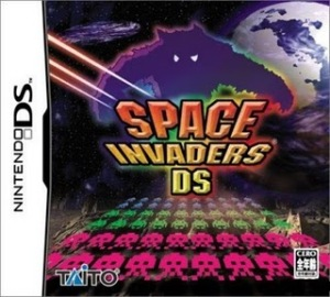 0009 - Space Invaders DS - ROMS NDS